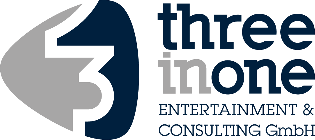 3in1 Entertainment Logo